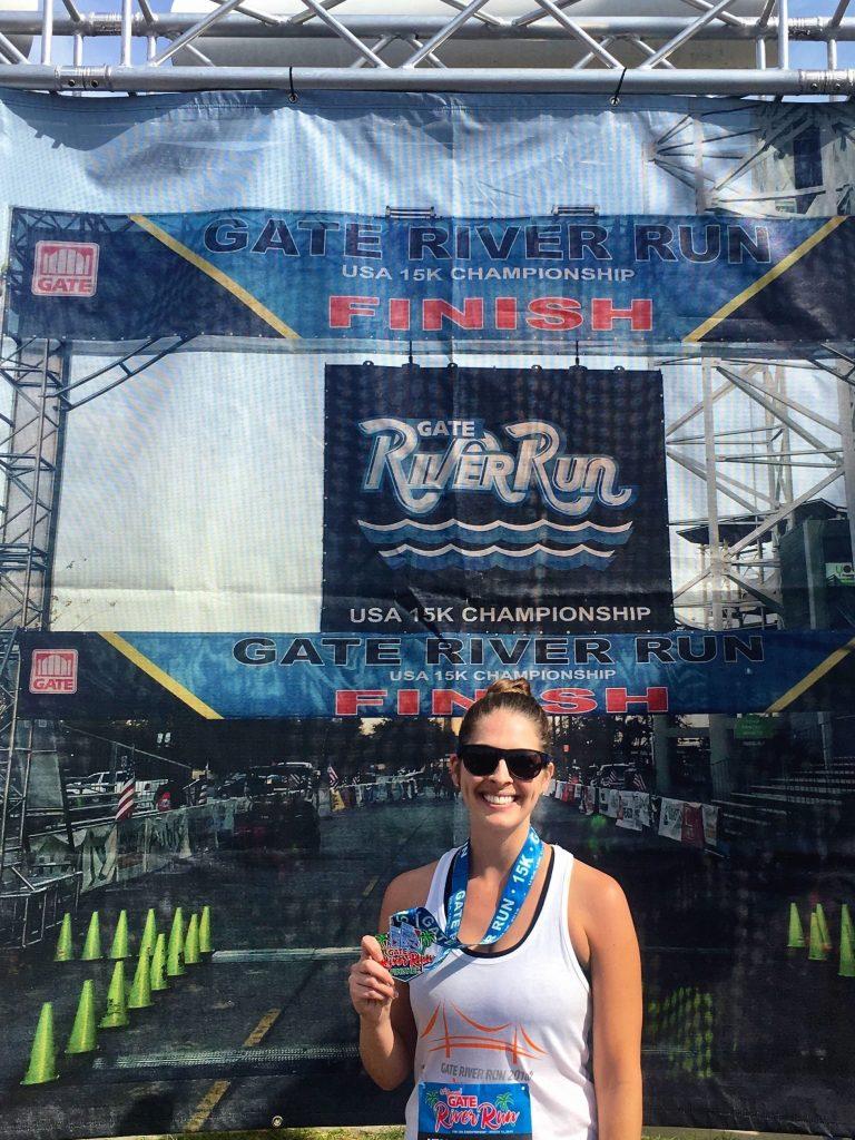 Gate River Run - Jacksonville Florida