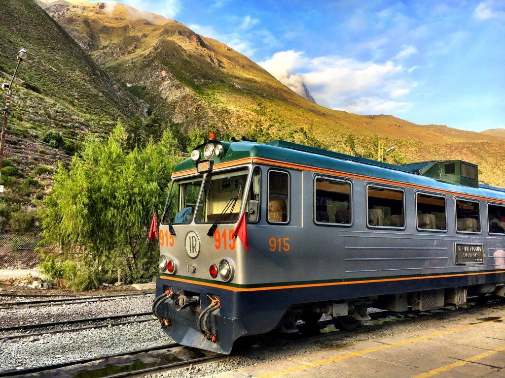 Inca Rail's Executive Train to Machu Picchu