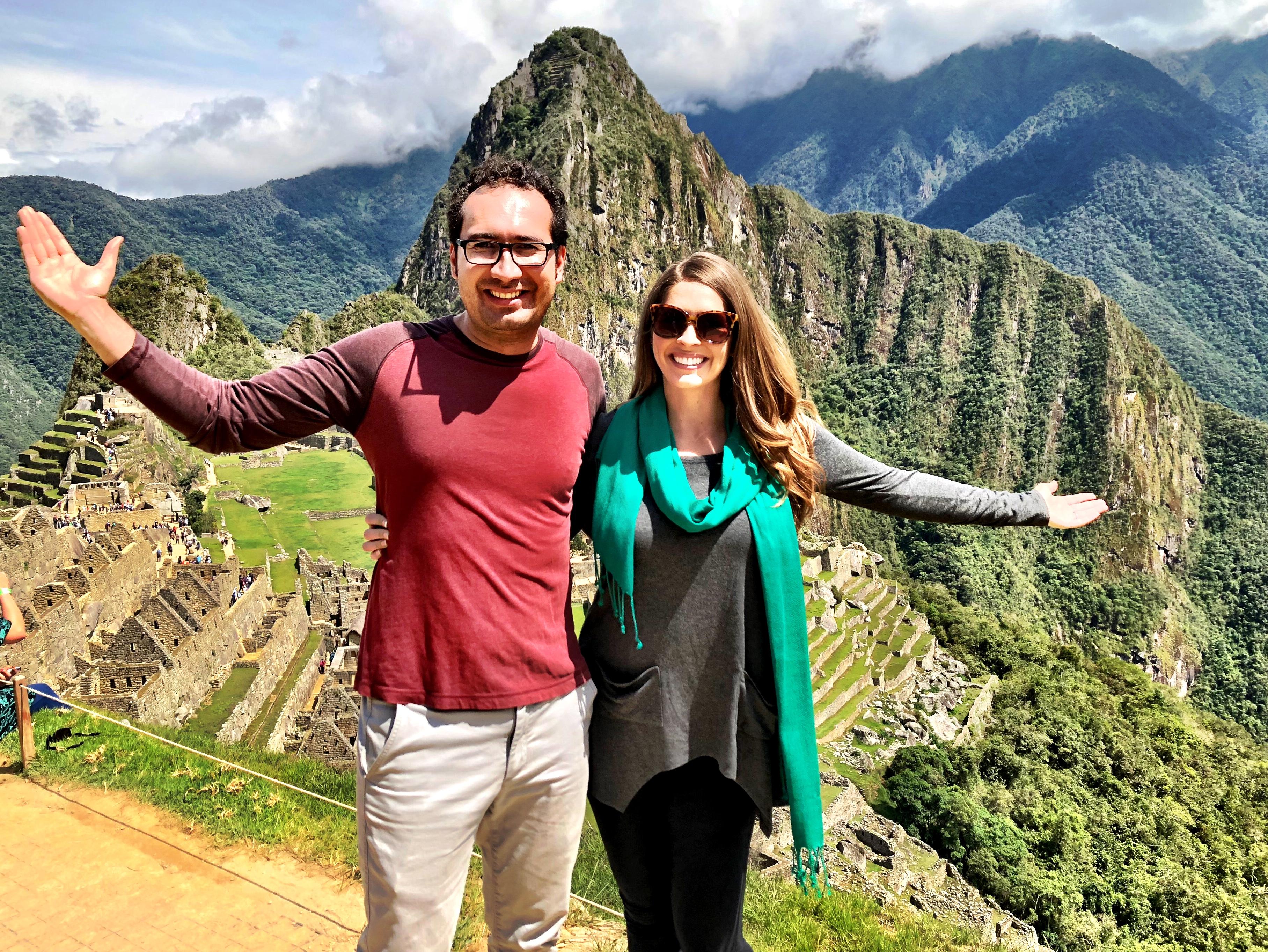 Experience Machu Picchu in Peru