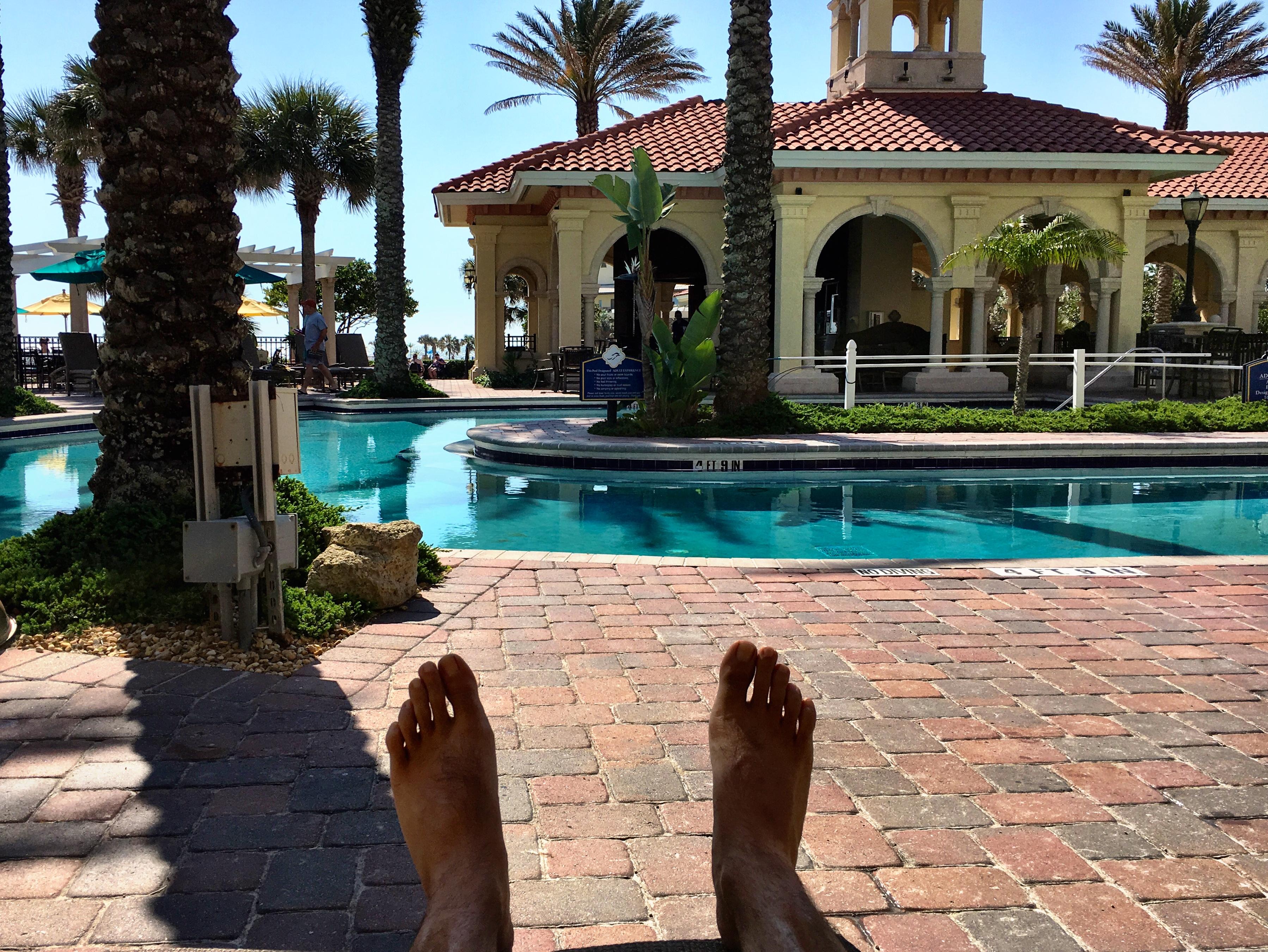 Adult Pool at Hammock Beach Resort
