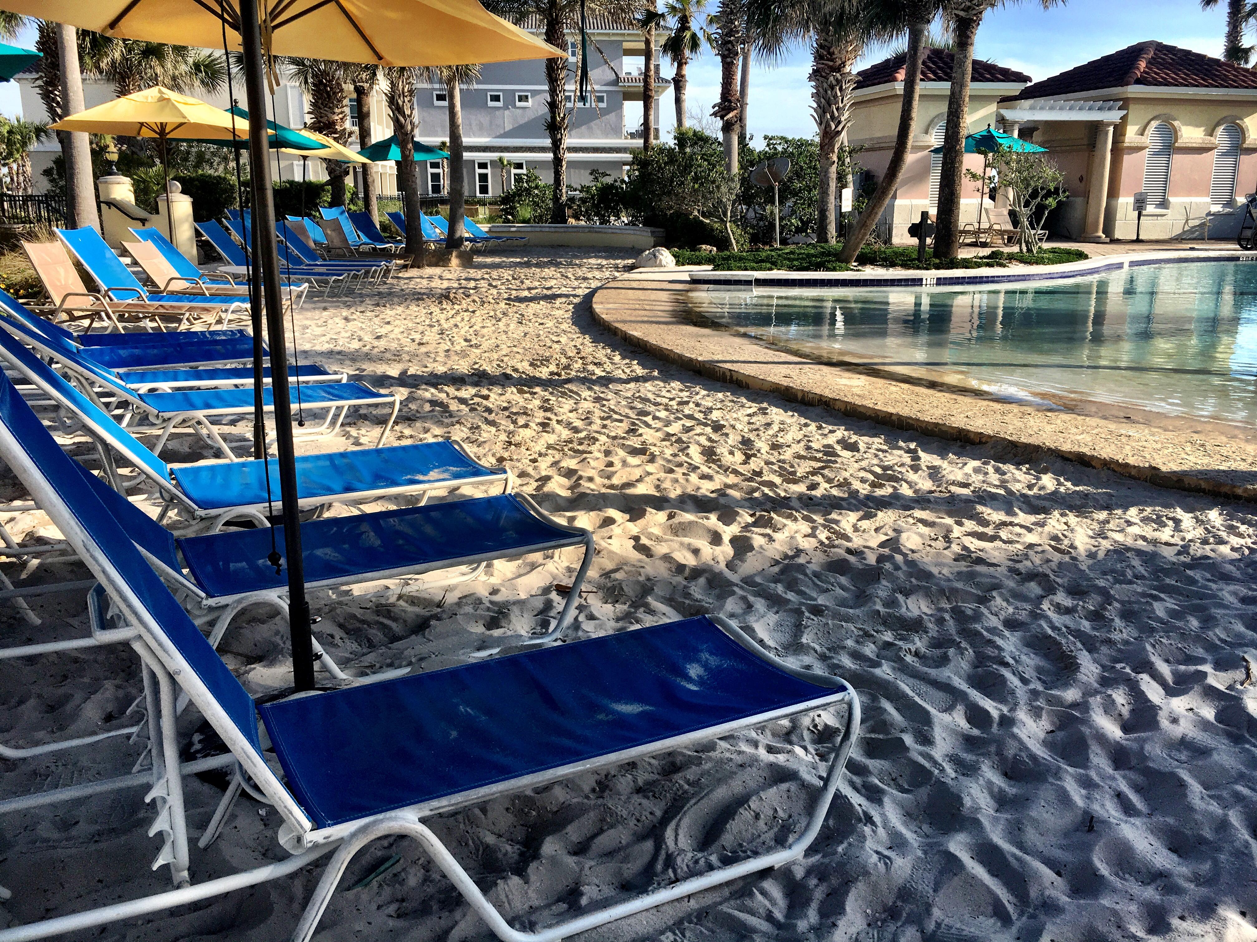 Beach Pool at Hammock Beach Resort