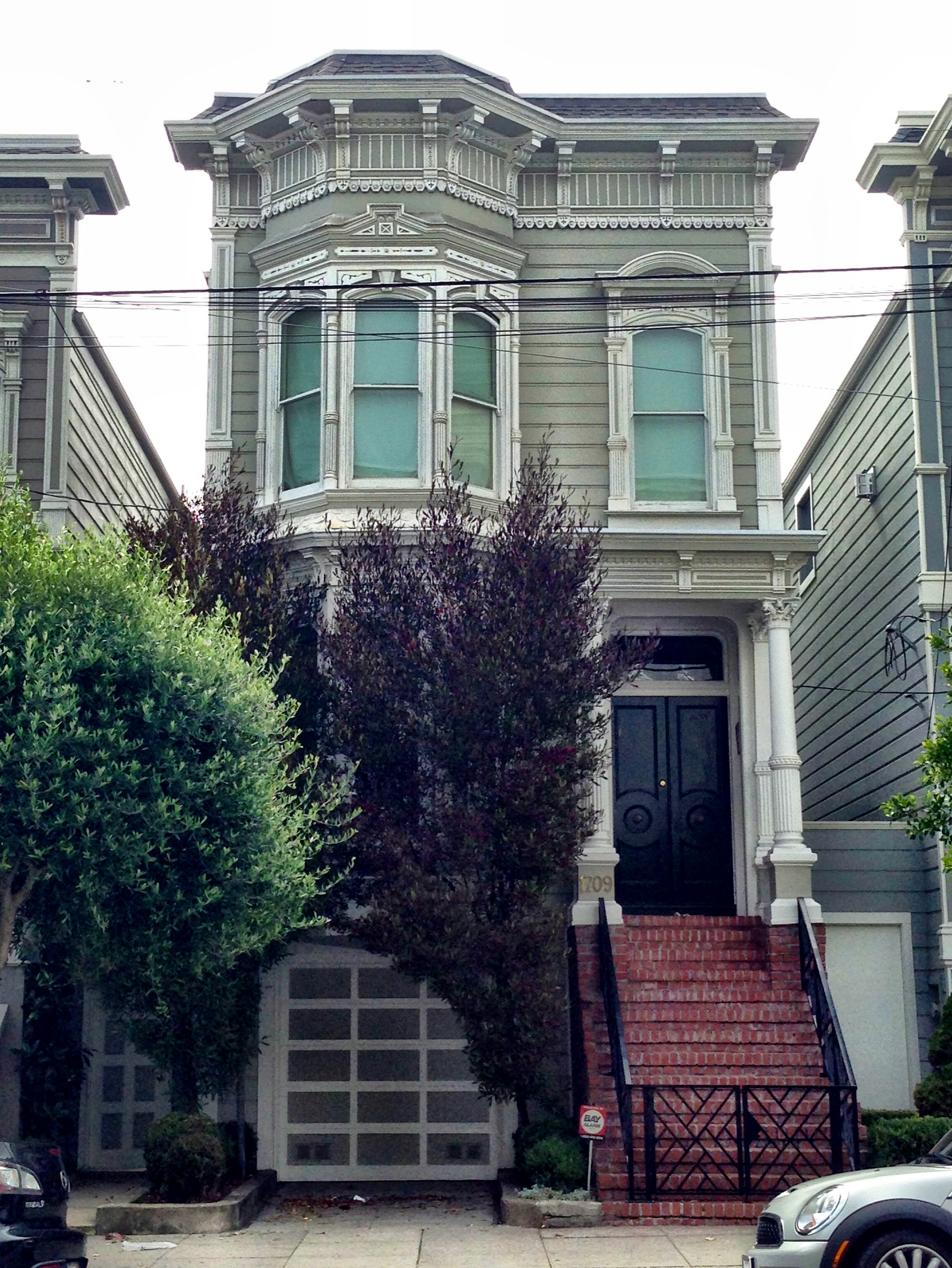 Visit the Home from Full House in San Francisco
