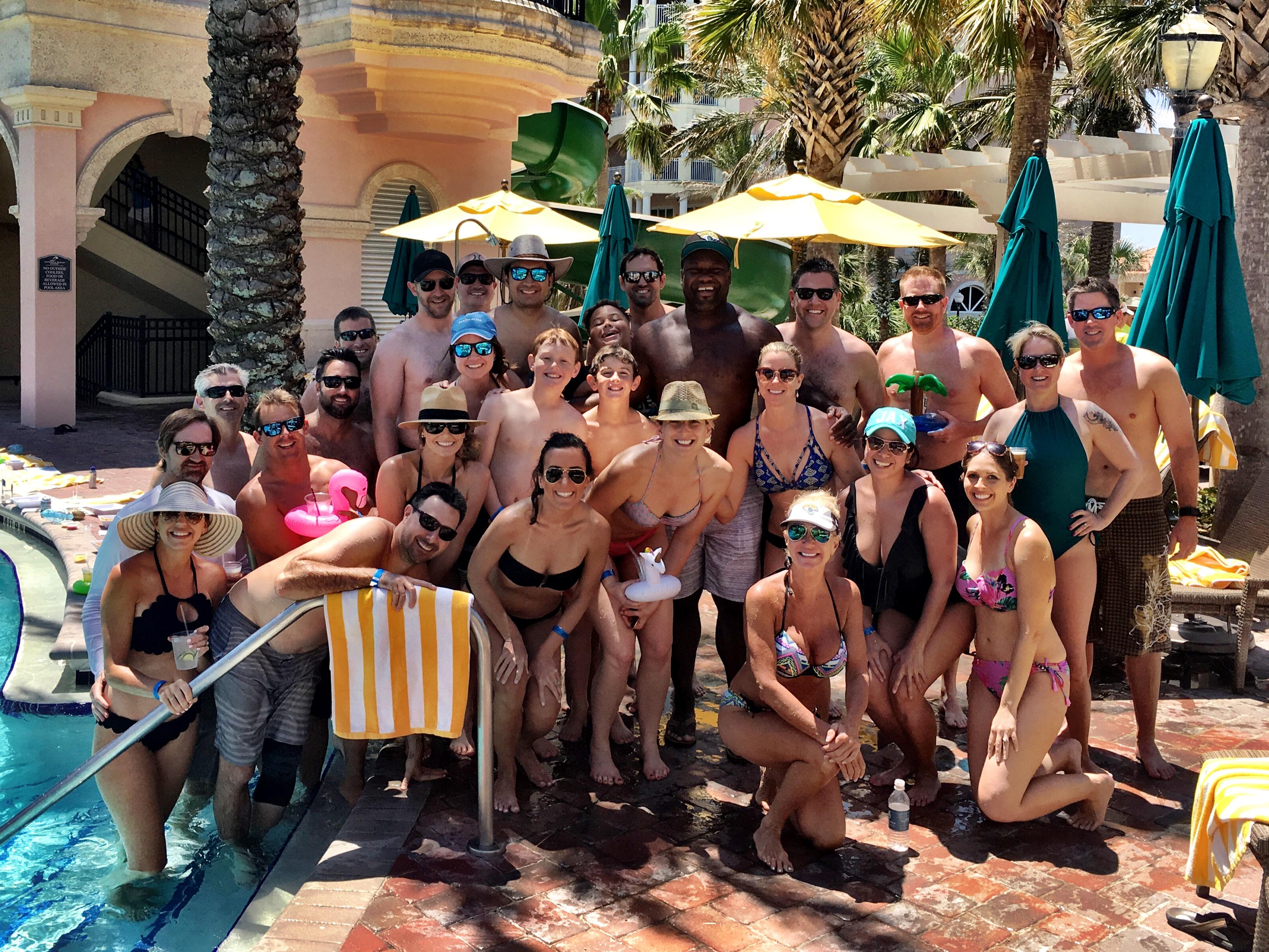 Hammock Beach Resort Adult Pool
