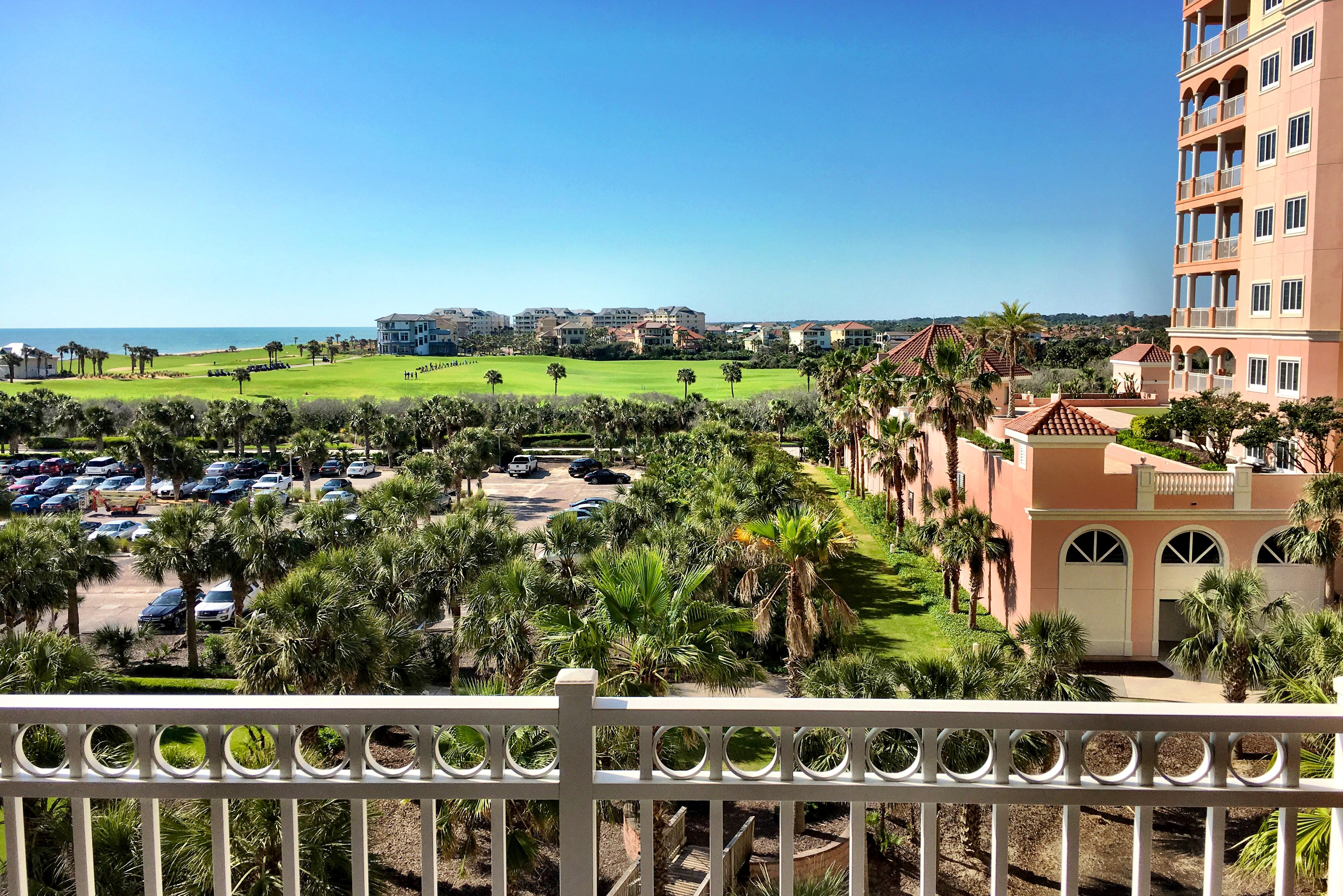 Hammock Beach Resort View