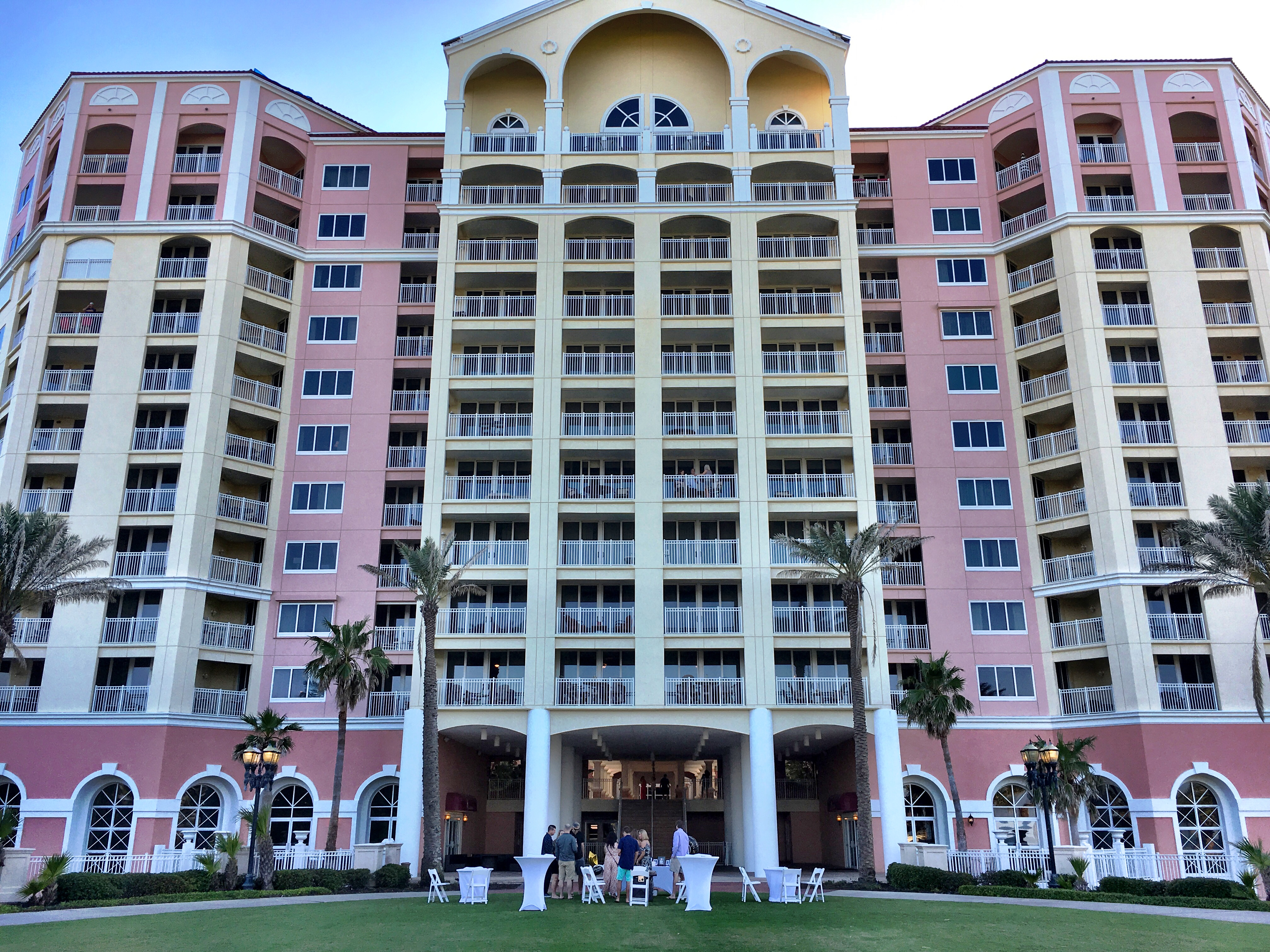 Hammock Beach Resort in Palm Coast. Florida