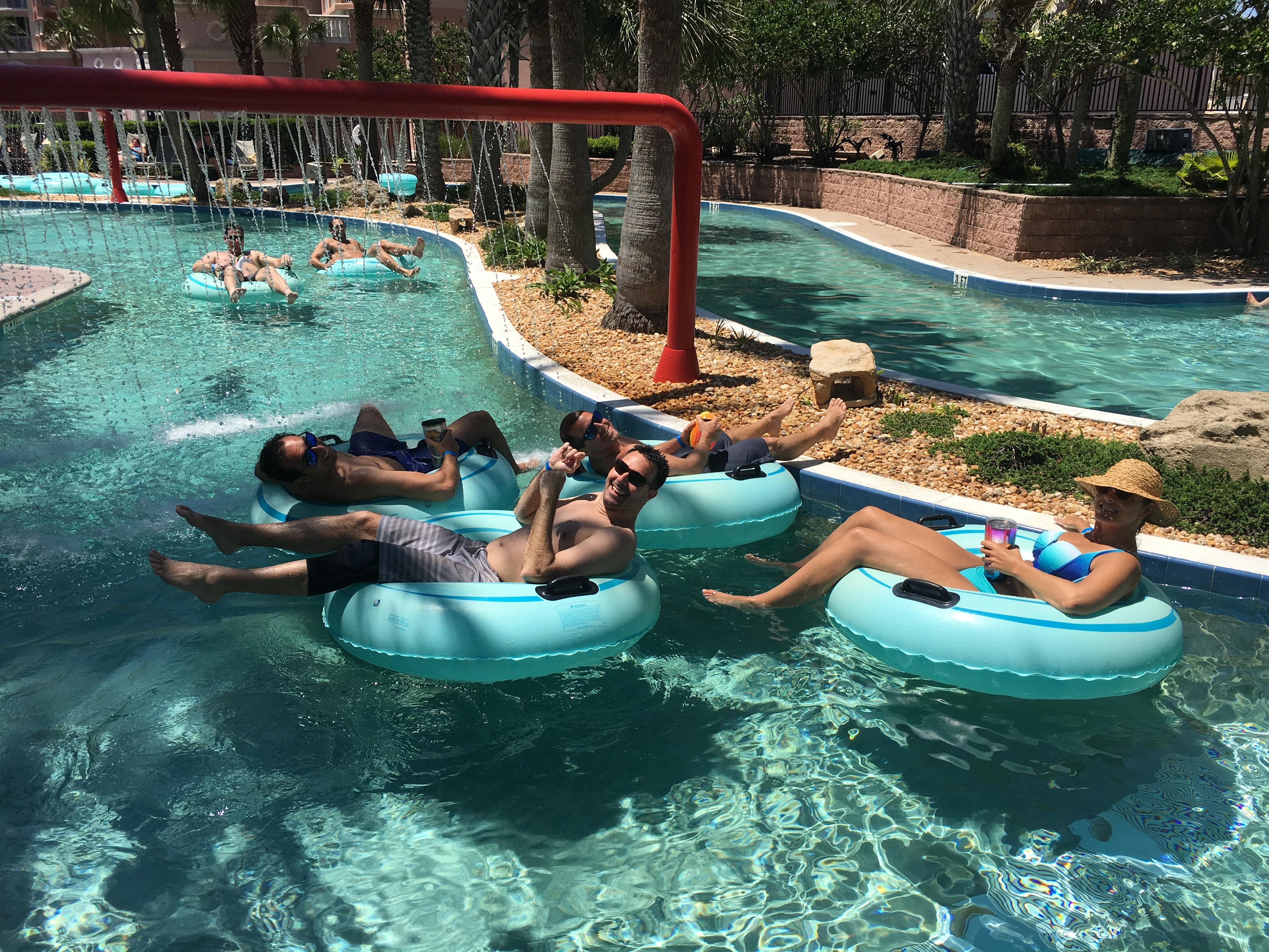 Hammock Beach Resort's Lazy River