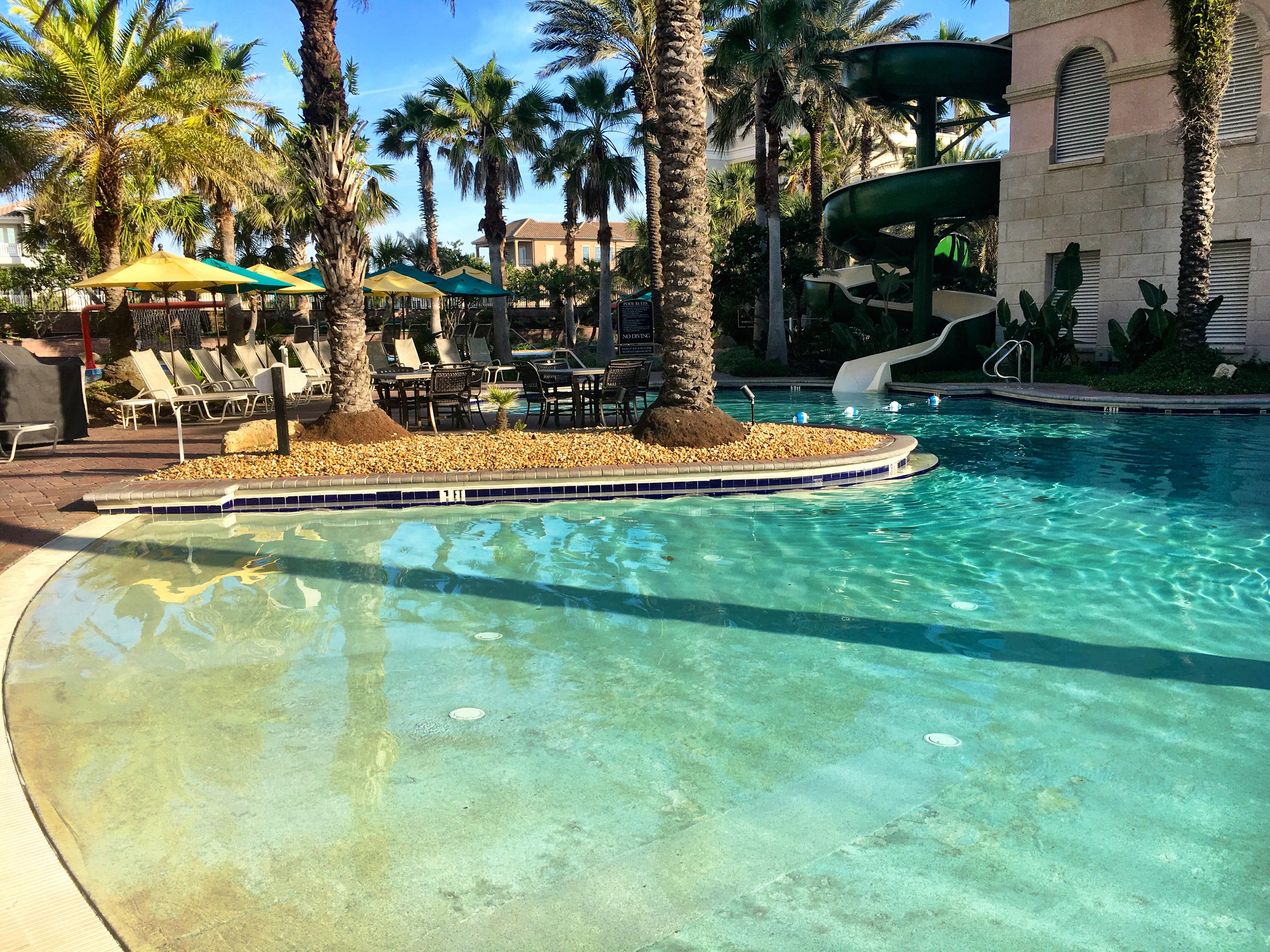Main Pool at Hammock Beach Resort
