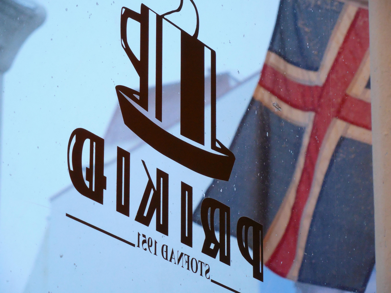 Prikid Cafe in Reykjavik Iceland
