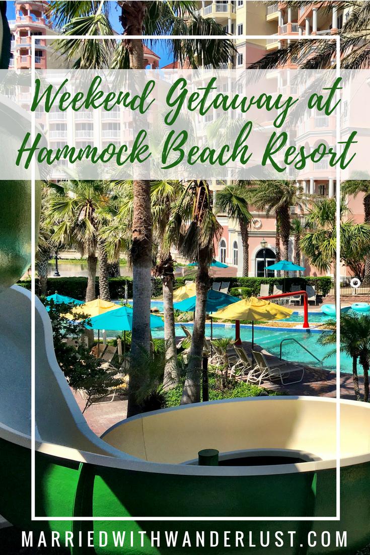 Weekend Getaway at Hammock Beach Resort