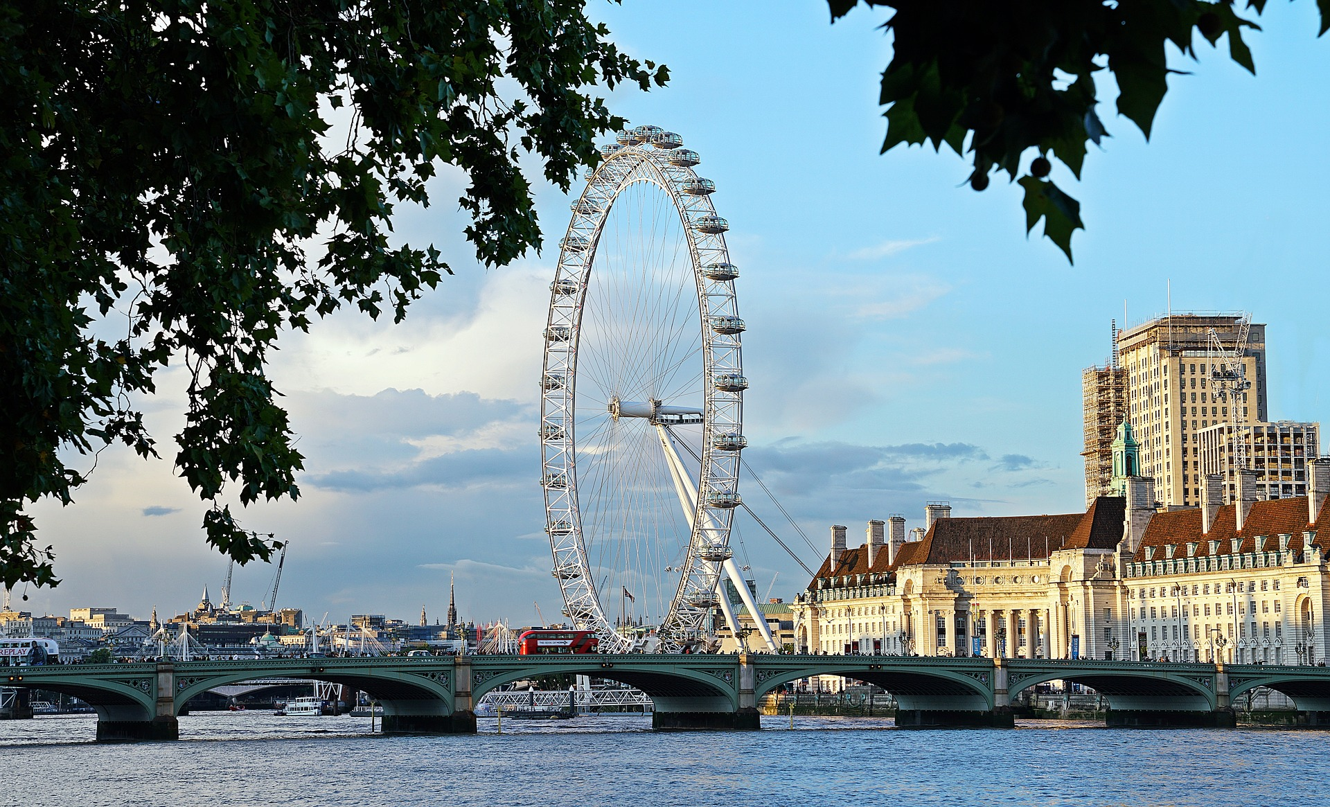 Must Do in London: Ride the London Eye