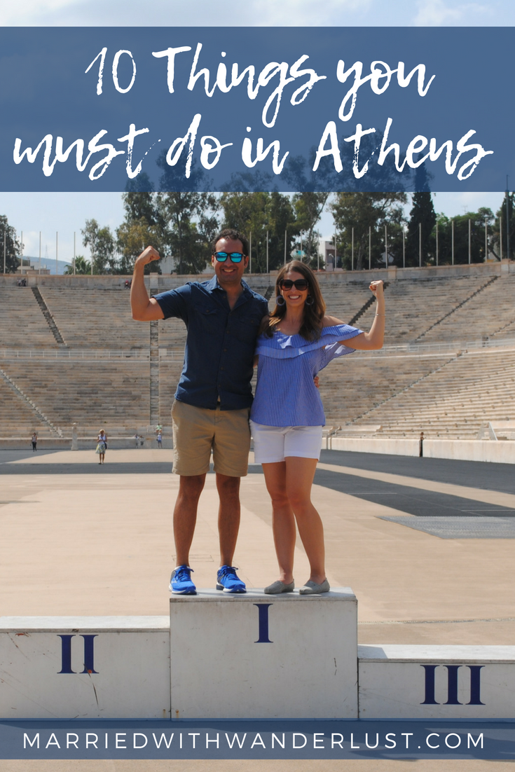 10 Things You Must Do in Athens