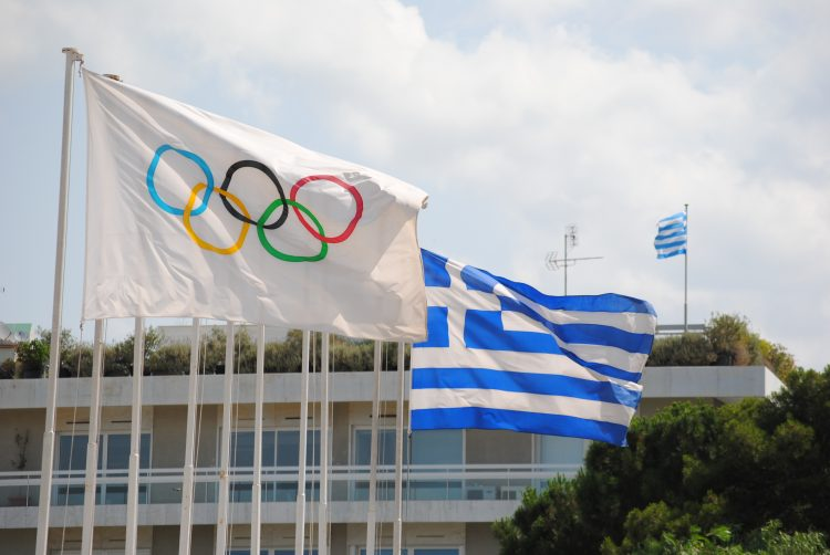 Panathenaic Stadium in Athens, Greece: Home of the First Modern Olympics
