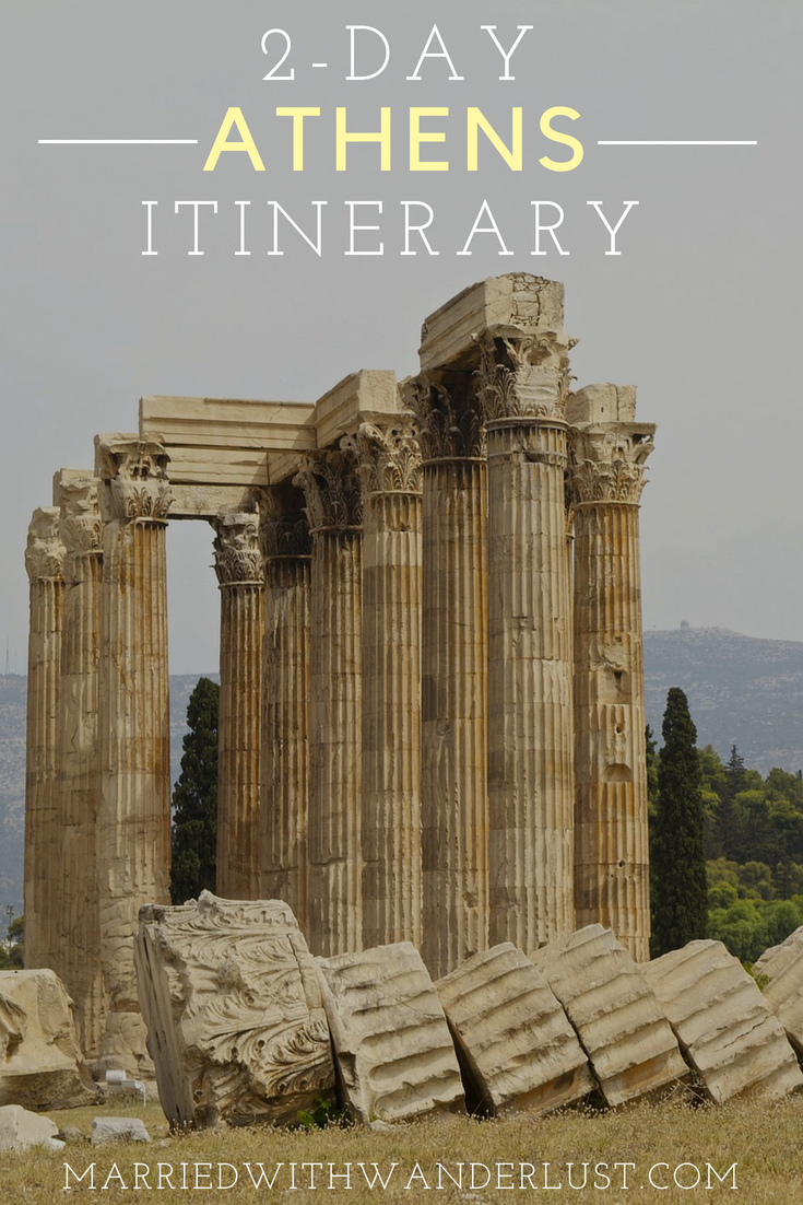 2-Day Athens Itinerary: What to See, Do, Eat, & Drink