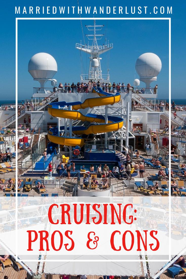Cruising Pros & Cons