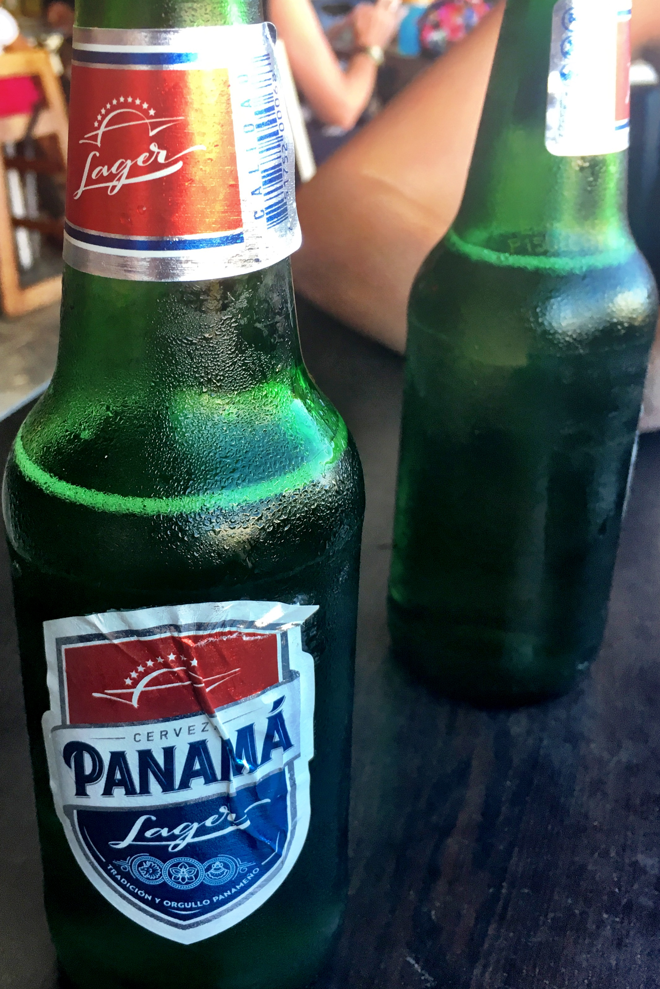 Try a Panama lager in Colon, Panama