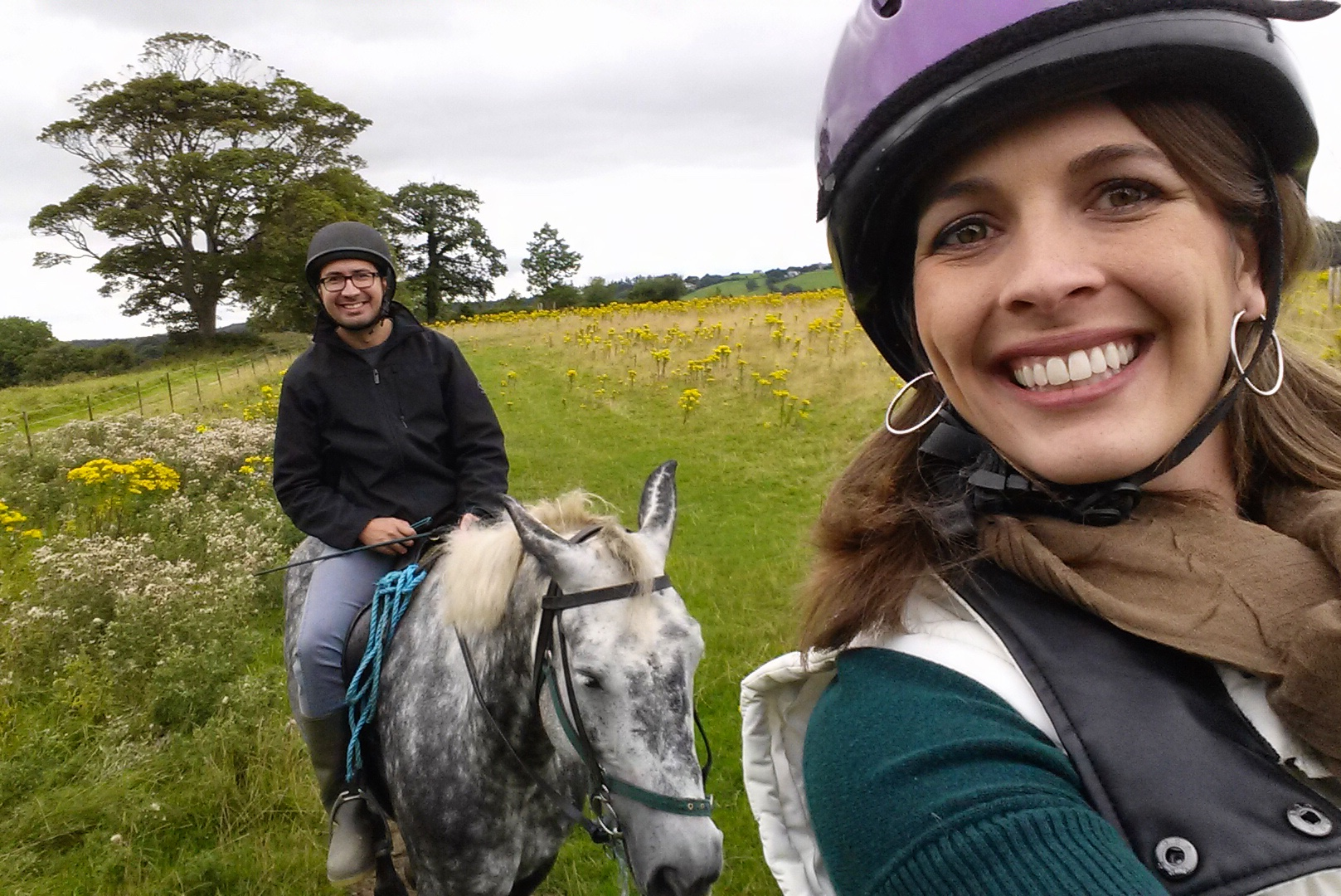 Go horseback riding in Ireland's Killarney