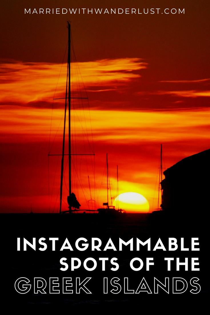 The best Instagram spots in the Greek Islands