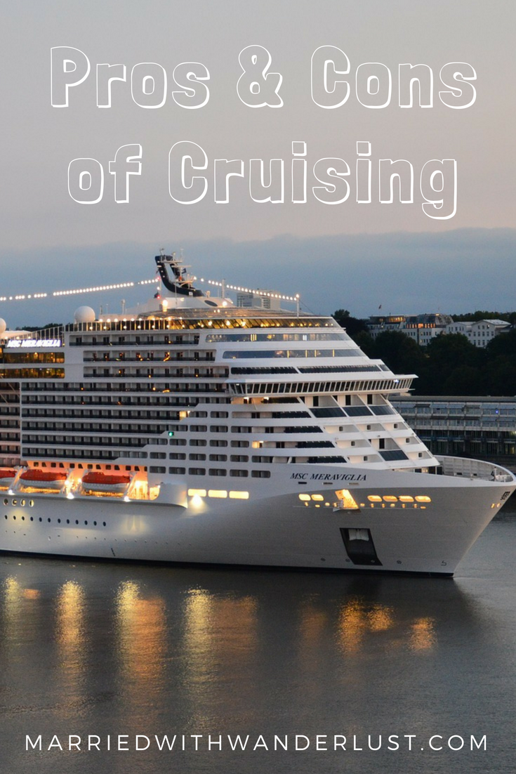 Pros and Cons to Cruising