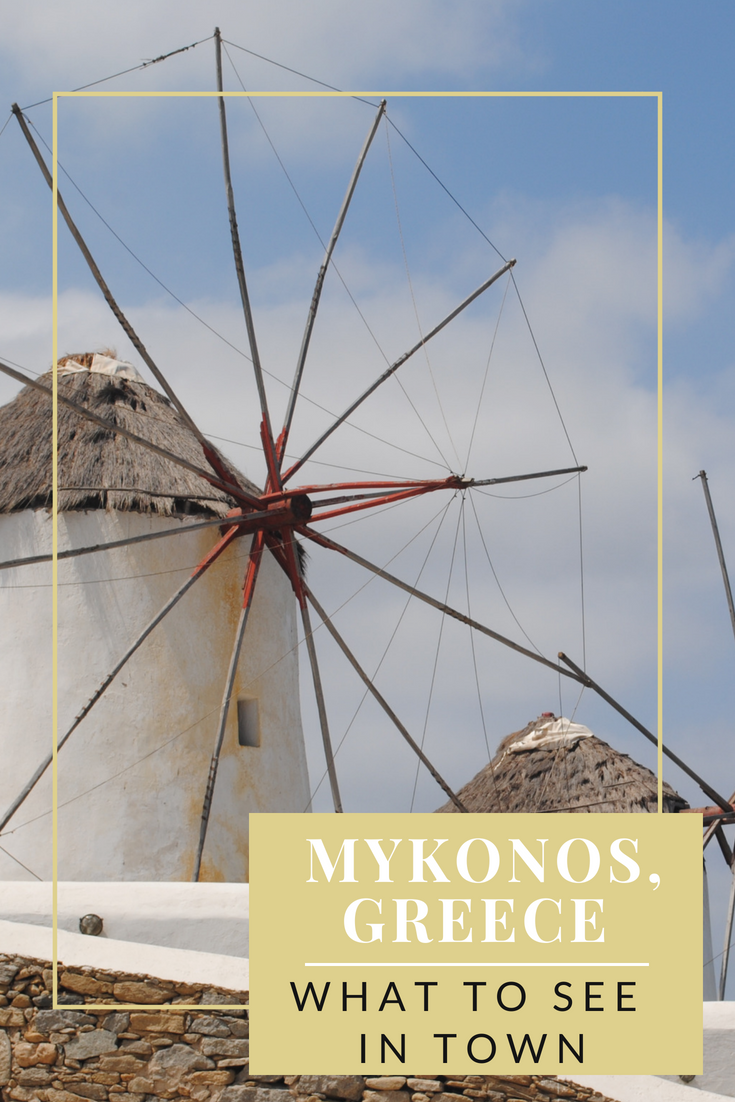 What to see and do in Mykonos, Greece