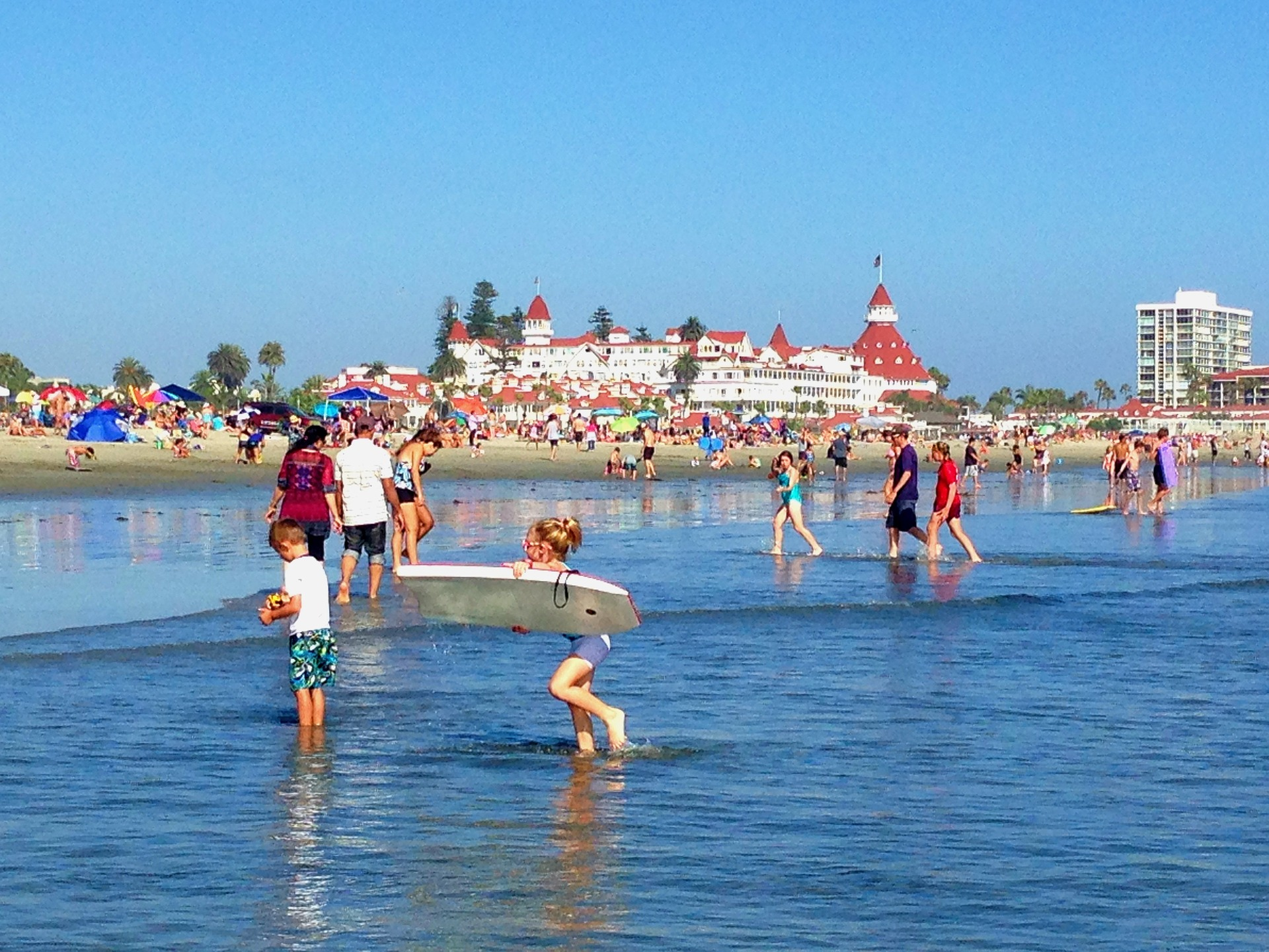 San Diego bucket list: Visit the Hotel Del Coronado