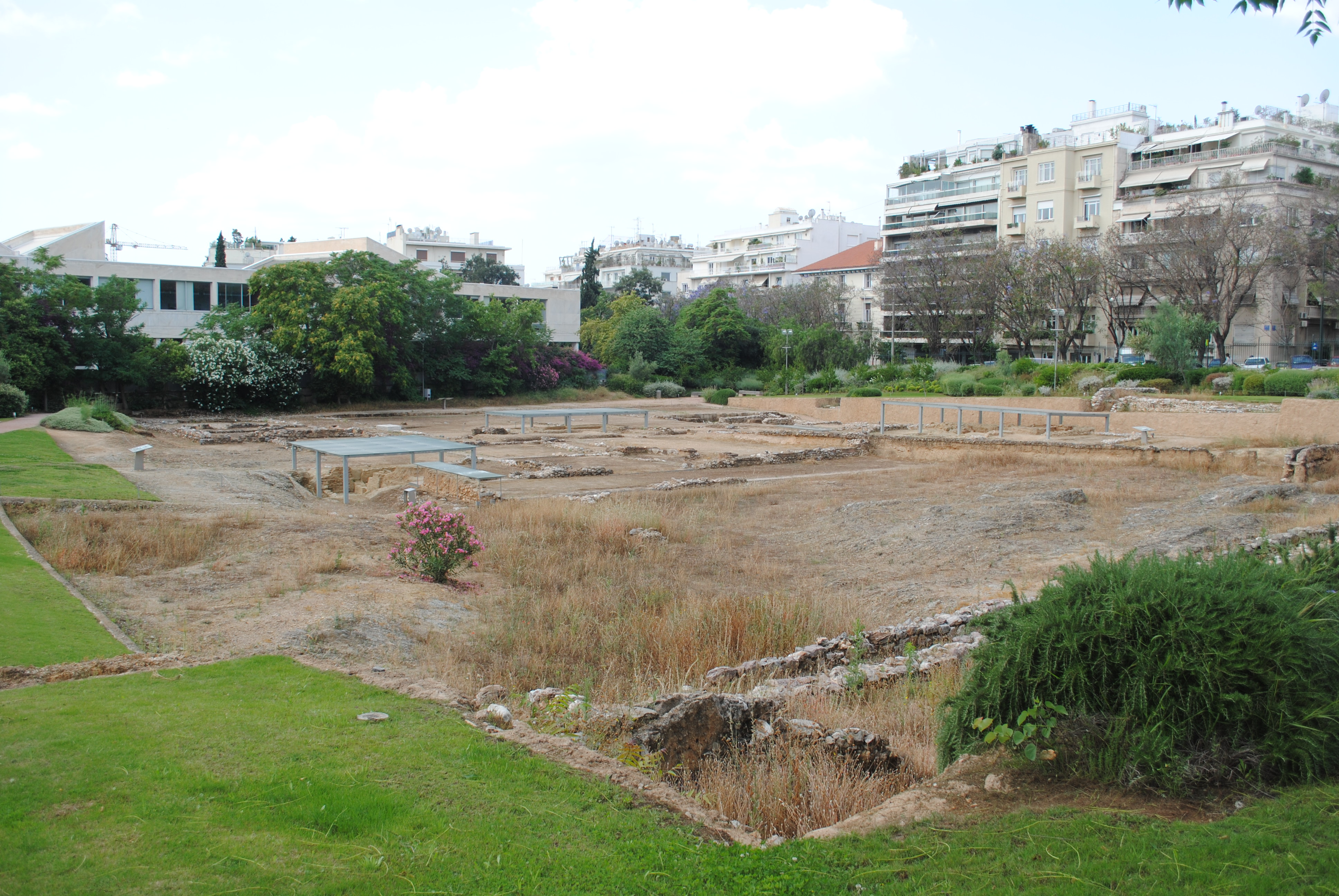 Aristotle's Lyceum in Athens