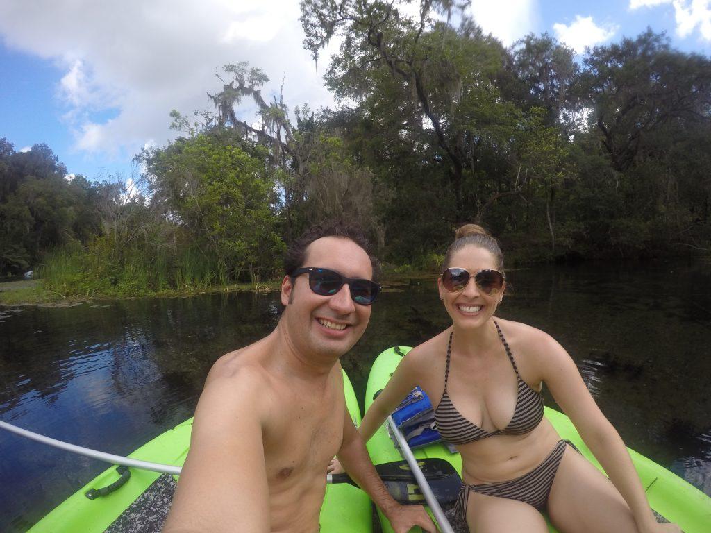 Day trips from Jacksonville: Ichetucknee Springs State Park