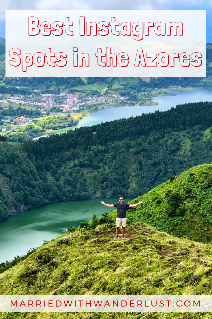 Best Instagram Spots in the Azores
