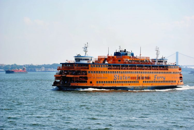 Take the FREE Ferry to Staten Island