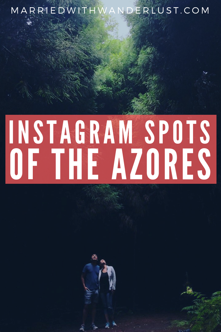Instagram Spots of the Azores