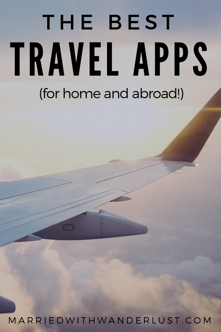 The best travel apps for home and abroad
