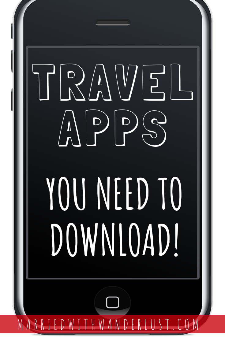 Travel apps you need to download