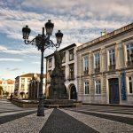 Exploring Ponta Delgada, Azores