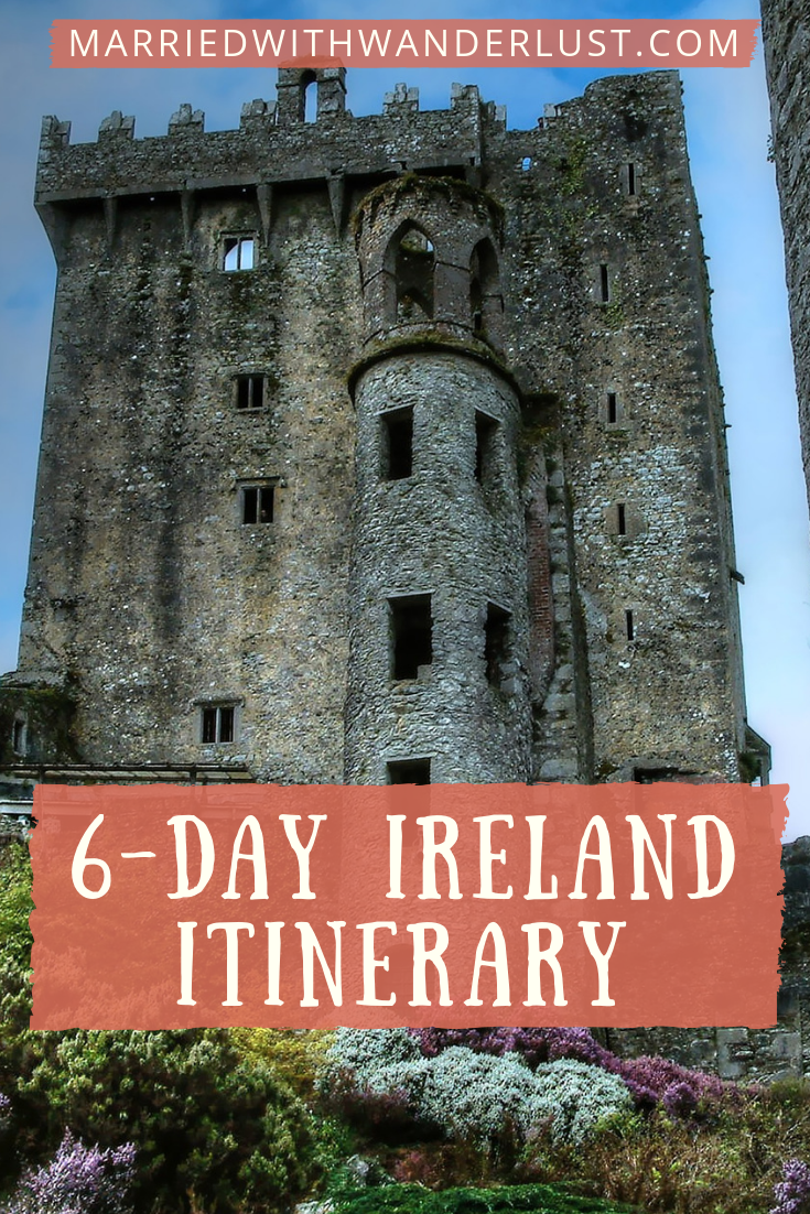 6-day Ireland Itinerary
