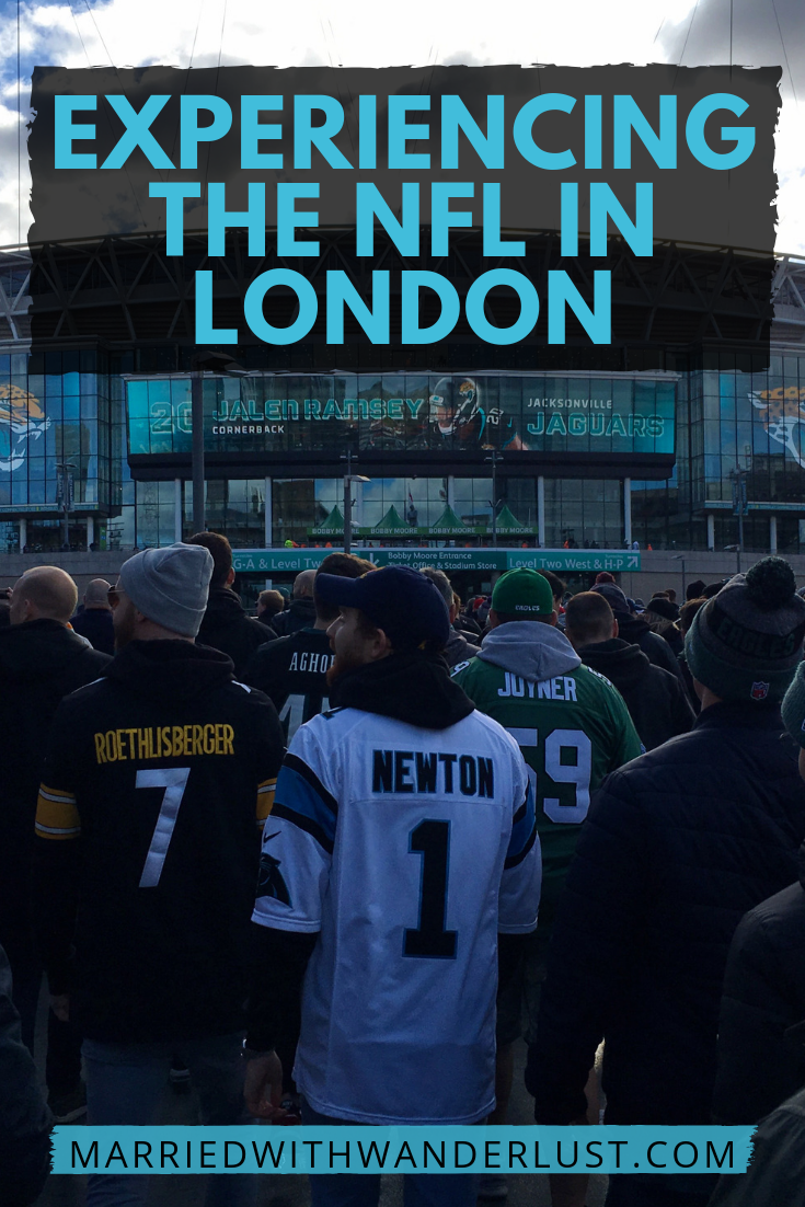 Experiencing the NFL in London