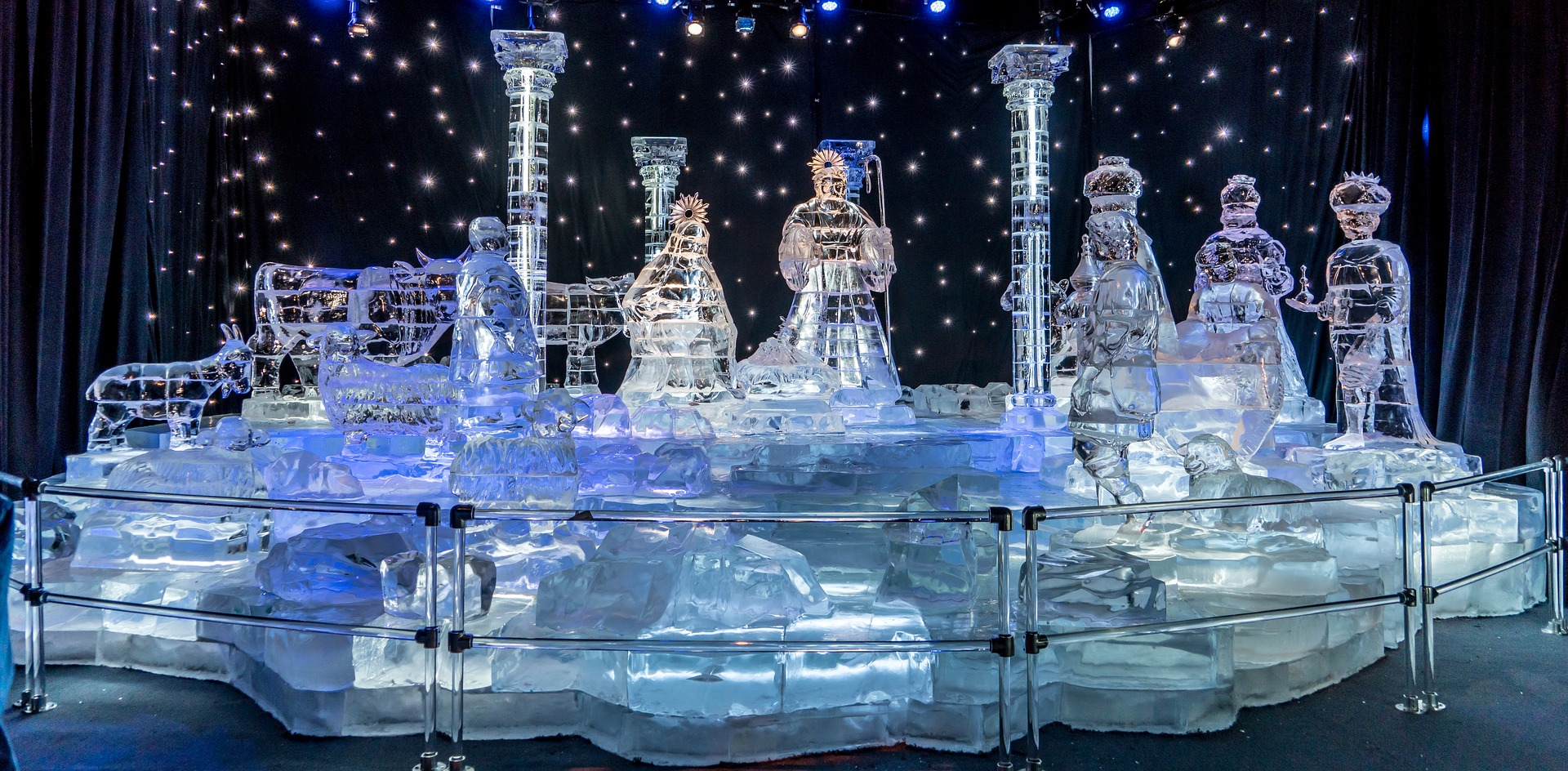 ICE at Gaylord Palms - The Ultimate Florida Bucket List