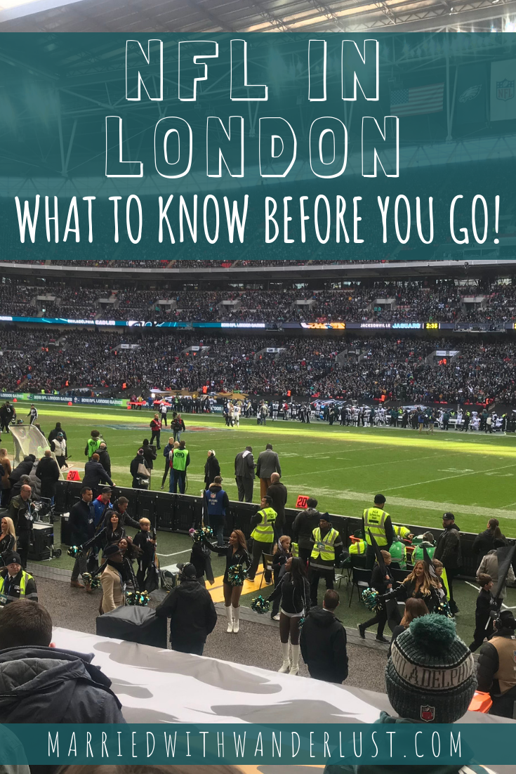 NFL in London: what to know before you go