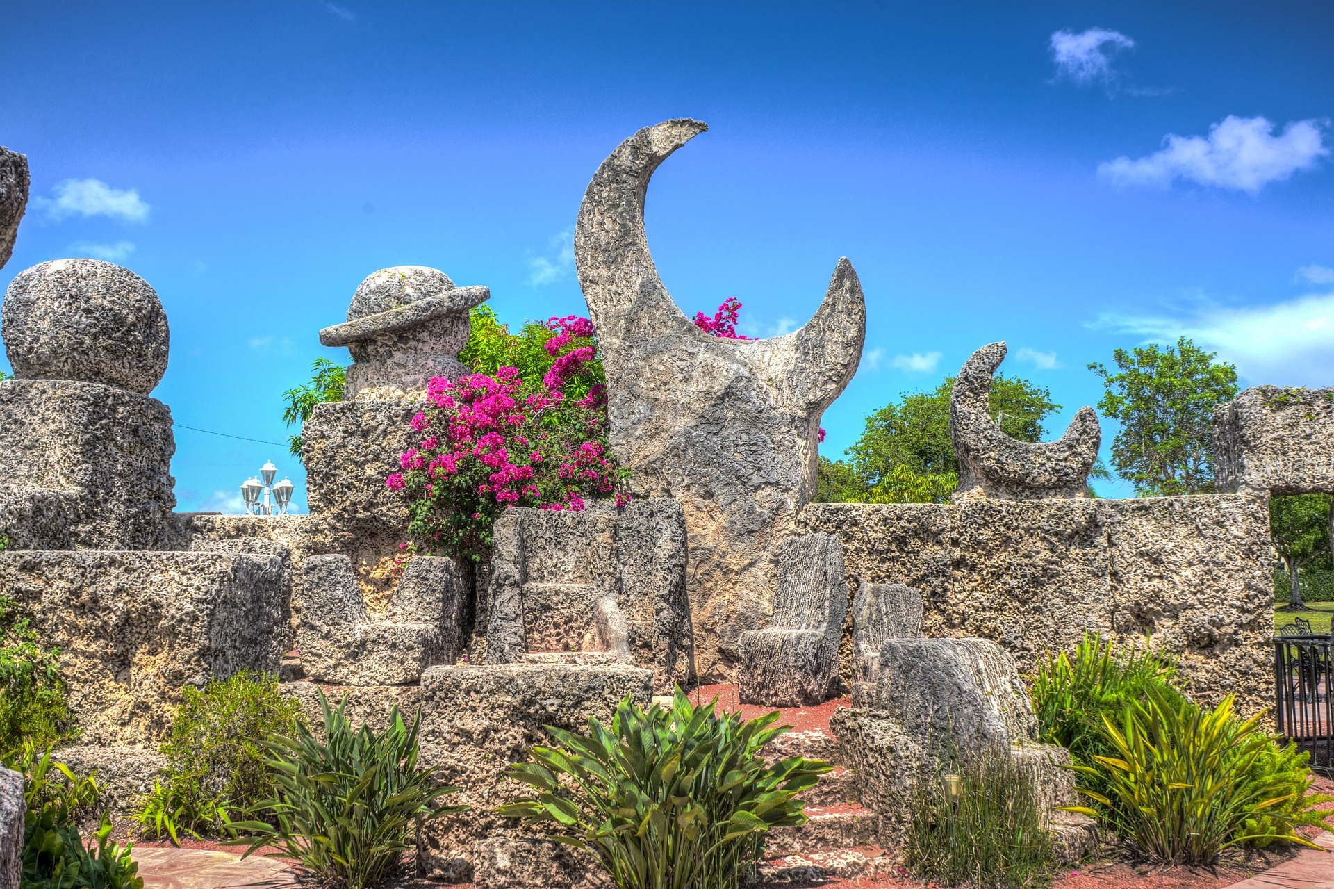 Things to Do in Florida: Visit the Coral Castle