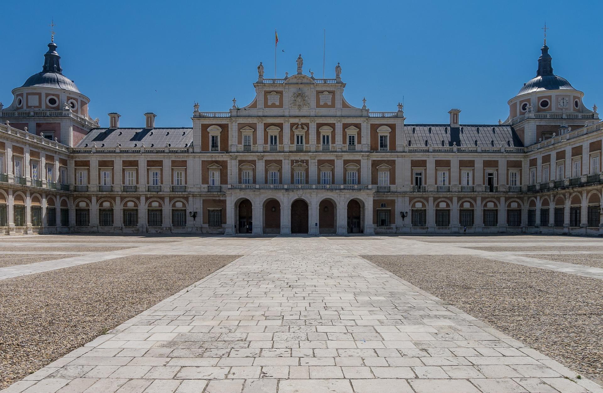 One the bucket list: Madrid, Spain