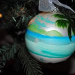 Christmas decorating for travel lovers