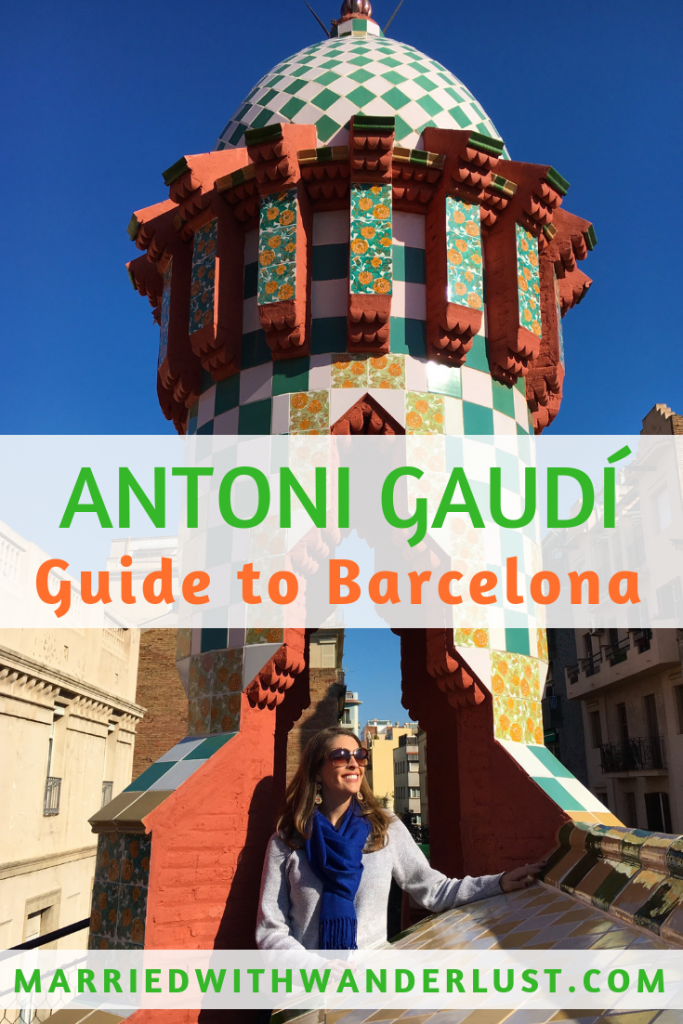 Antoni Gaudi Guide to Barcelona