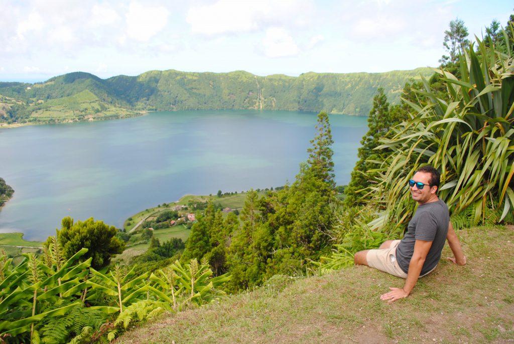Miradouro do Cerrado das Freiras, Azores