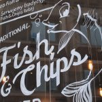 Eat fish & chips in London