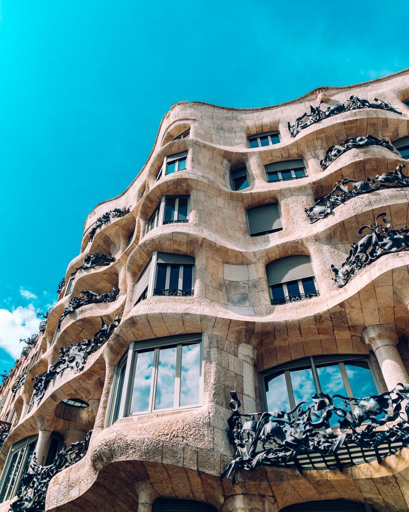 La Pedrera, Barcelona: A Gaudi design