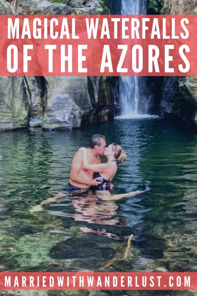 Magical Waterfalls of the Azores