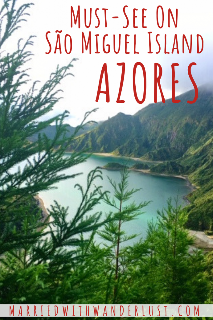 Must-see on São Miguel Island, Azores