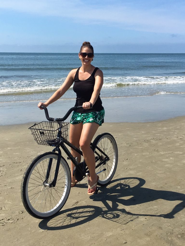 Rent a bicycle on Hilton Head Island