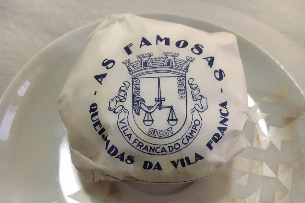 Traditional Azorean pastry