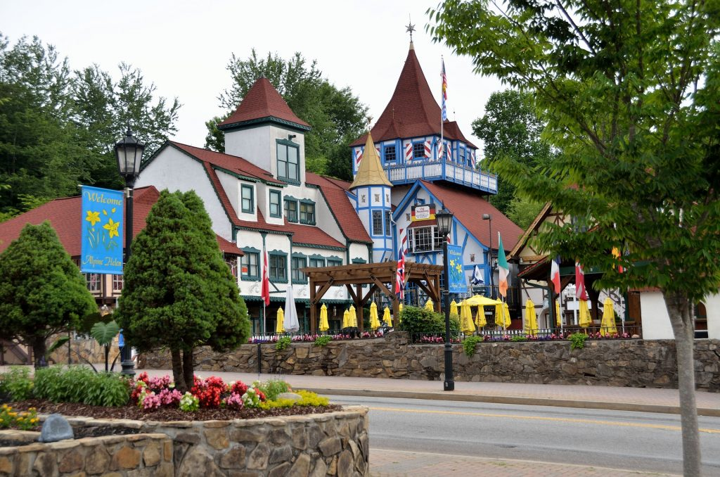 Helen, GA: Bavarian Charm in the Southeastern United States