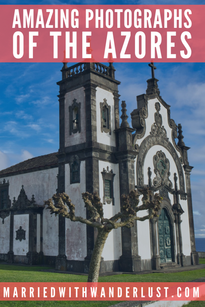 Amazing Photographs of the Azores
