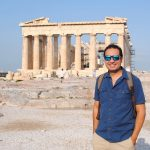 Arrive early at the Acropolis for great photos